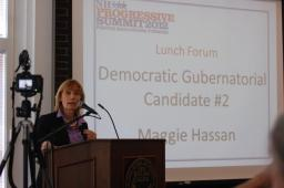 Gubernatorial Debate 2012