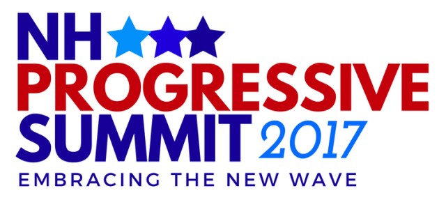 NH Progressive Summit 2017 Logo