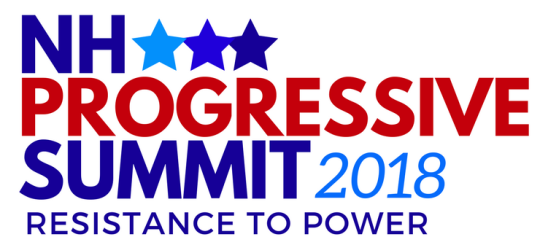 NH Progressive Summit 2018 Logo