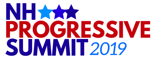 NH Progressive Summit 2019 Logo
