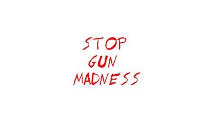 Stop Gun Madness Logo